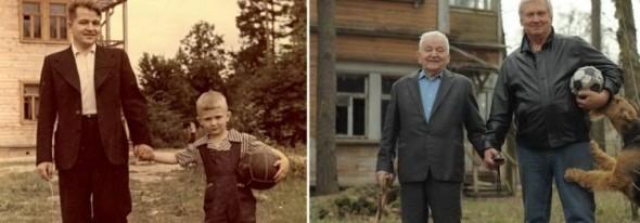 Tatăl către fiul său, despre o căsnicie fericită