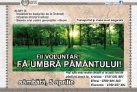 Fii voluntar – Fă umbră pământului! ediția a III-a/2014