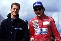 Dumnezeu, Paştele, Senna şi Schumacher