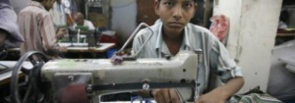 Hainele noastre cele de toate zilele şi copiii de pe glob care le fabrică