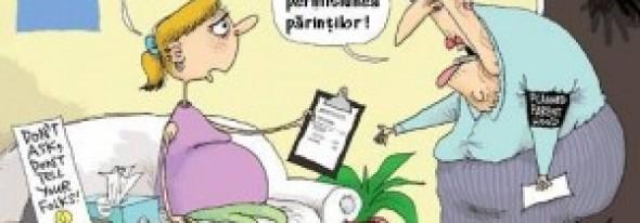 Aspirină? Doar cu permisiunea părinților! Avort? Poți decide singură!
