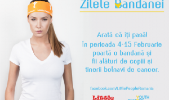 Zilele Bandanei în sprijinul celor care luptă împotriva cancerului