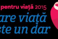 Marșul pentru viață – 21 martie 2015