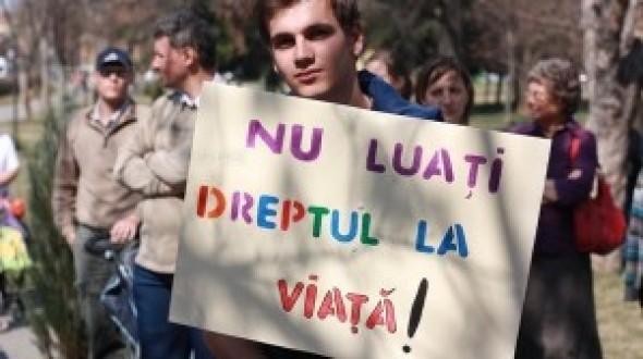 Se pregătește Marșul pentru Viață de la Timișoara – un eveniment simultan la nivel național