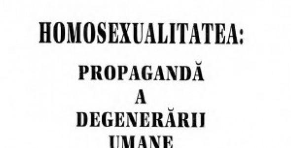 Ce scrie DE FAPT în broşura distribuită de un profesor de religie la Braşov. Cine sunt autorii textelor.