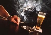 Ce efect devastator are asupra creierului combinația alcool-tutun