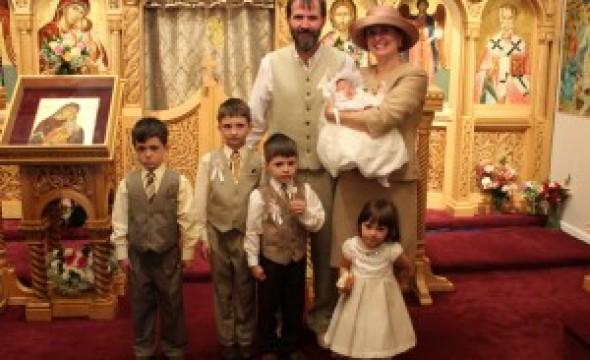 Un soț, cinci copii și un doctorat la New York