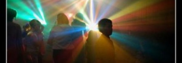 Hristos prezent chiar şi-n discotecă