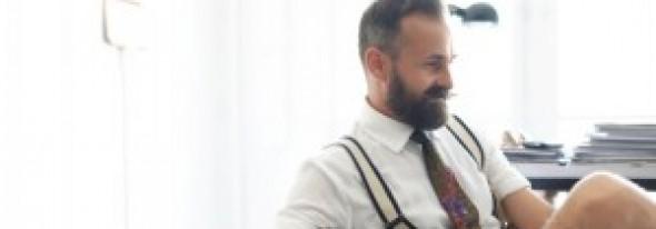 Florin Dobre, un tânăr designer de succes mărturisește: Mă întrebam: Am tot, de ce nu sunt fericit?