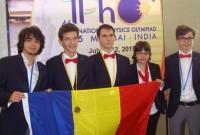 Elevii români, din nou pe locul I la Olimpiada Internațională de Fizică în Europa