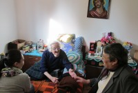 COMUNICAT DE PRESĂ – Voluntariat în folosul vârstnicilor instituționalizați în județul Timiș