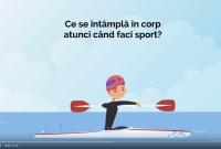 Ce se intampla in corp atunci cand faci sport?