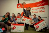 IziBAC, Smiles for the future și Teen Tank, câștigătorii Social Impact Award România 2017!