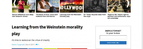 Ce să învățăm din jocul de-a moralitatea al lui Weinstein