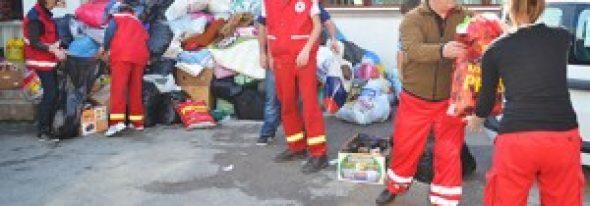 CRUCEA ROȘIE ROMÂNĂ LANSEAZĂ APELUL UMANITAR: INUNDAȚII ÎN BALCANI