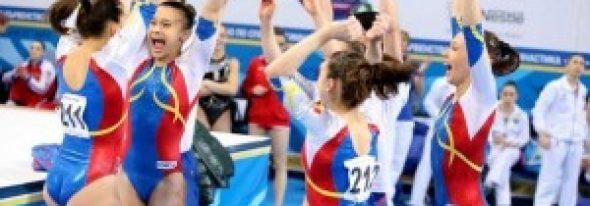 România a cucerit nouă medalii la Campionatul European de gimnastică de la Sofia