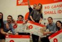 IziBAC, Smiles for the future și Teen Tank, câștigătorii Social Impact Award România 2017!